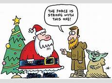 Ha Ha Ha, Ho Ho Ho Star Wars Christmas Jokes