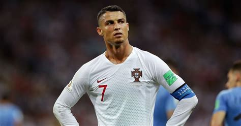 cristiano ronaldos world cup  dream   portugal
