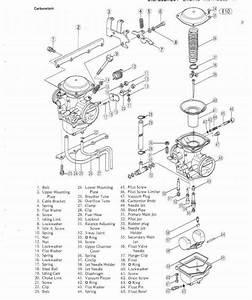 Ok  I Have A 1987 Kawasaki 305  2 Cylinder With Keihin Cv