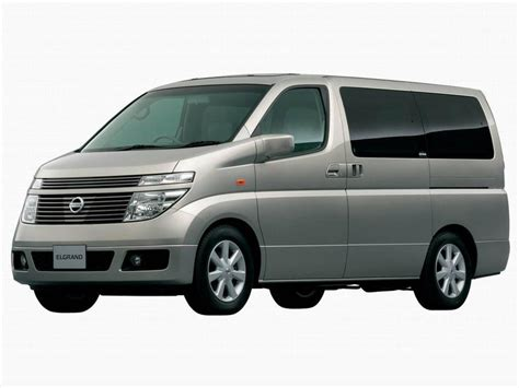 Review Nissan Elgrand by 2002 Nissan Elgrand Review Top Speed