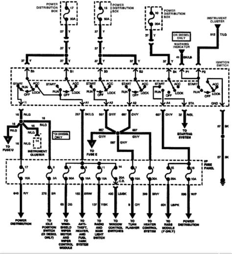 Ignition Wire Diagram Ford Forum