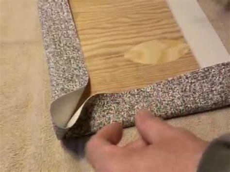 wrapping corners  nautolex vinyl youtube