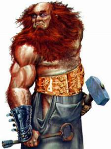 Hephaestus - Greek Gods and Creatures
