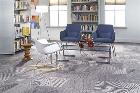 floor milliken carpet   thick  spacious