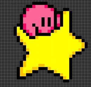 Pixel Kirby Star Related Keywords - Pixel Kirby Star Long ...
