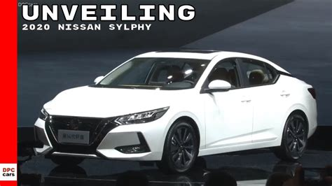 Nissan Sylphy 2020 by 2020 Nissan Sylphy Sentra Unveiling At Auto Shanghai