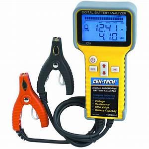 Batterie Tech 9 : digital automotive battery analyzer easy check voltage cca resistance etc ebay ~ Medecine-chirurgie-esthetiques.com Avis de Voitures