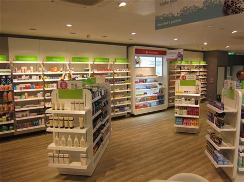 Lloyds Pharmacy by A Archer Electrical Studies Lloyds Bicester