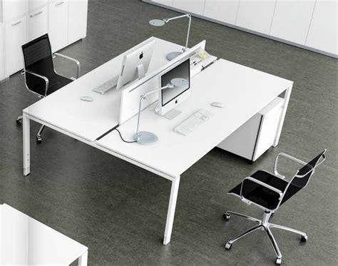 bureau bench benchs bralco 2 postes sans cloison adopte un bureau