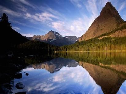 Mountain Scenes Lake Water Wallpapers Wallpapersafari