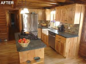 cabin kitchen ideas 17 best ideas about log cabin kitchens on rustic cabin kitchens cabin kitchens and