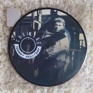 Johnny Hallyday Cadillac : cadillac rare picture disc de johnny hallyday sp chez geminicricket ref 117385527 ~ Maxctalentgroup.com Avis de Voitures