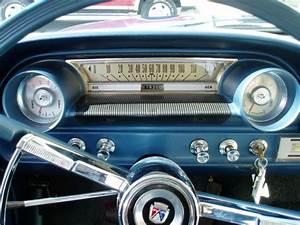 1964 Ford Custom P Code 2 Door Police Interceptor 390 4