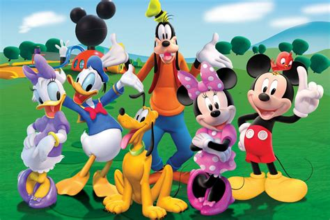 How Mickey Mouse Is Covertly Training The Next Generation