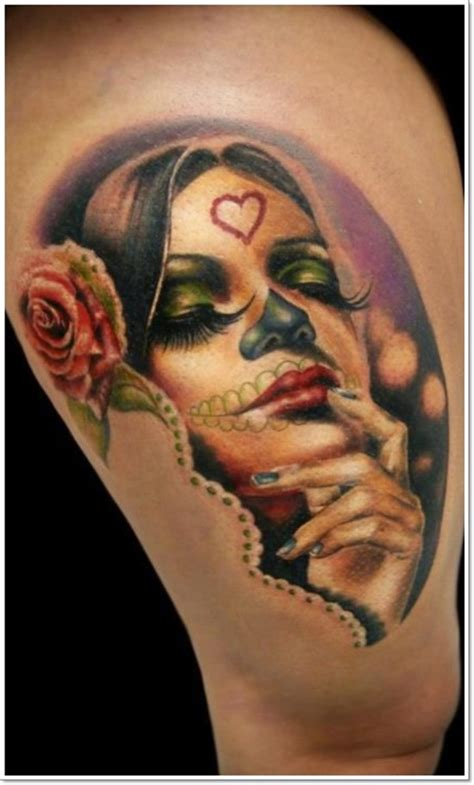 day   dead tattoos  collection