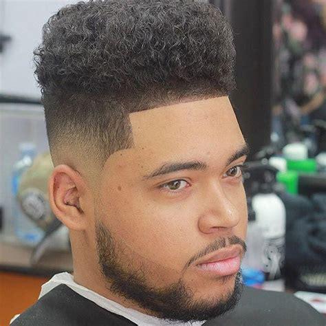 Curly Hair Men Haircut