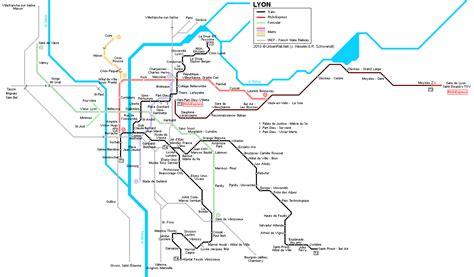 chambres d hotes toulouse carte des itinéraires de tram lyon carte typographique