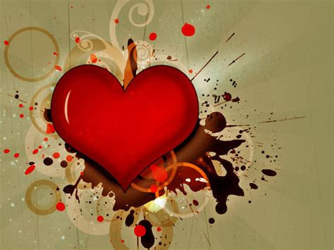 emo broken heart wallpaper  hd backgrounds images pictures