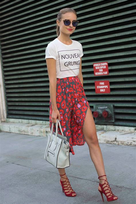 Floral Fashion Trend Spring/Summer 2014 - Just The Design