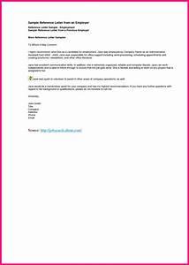 Sample employer reference letters spiritdancerdesigns Images