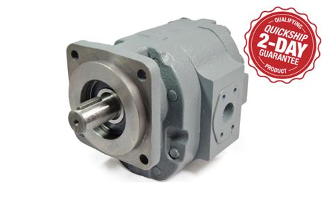 Metaris MHP/M Gear Pumps Interchange with Commercial ...