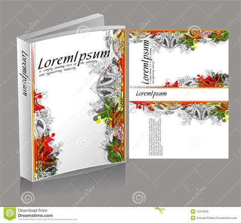 book cover design book cover design stock vector image of closed modern