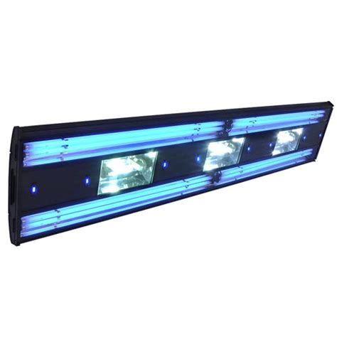 72 quot 1062w metal halide aquarium light german reflector reef marine hqi t5 ebay