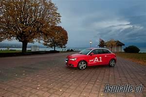 Chaine Audi A1 : essai audi a1 tout d une grande ~ Gottalentnigeria.com Avis de Voitures