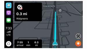 Mettre Waze Sur Apple Carplay : waze est officiellement pr sent sur carplay ~ Medecine-chirurgie-esthetiques.com Avis de Voitures