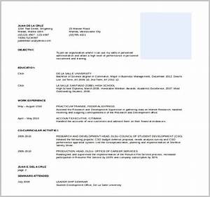resume template for word on ipad resume resume With resume templates for ipad