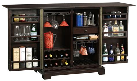wine console cabinet bar furniture barolo wine and bar console the pool shoppe