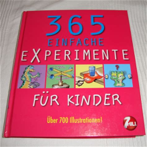 Buchbesprechung Experimentierbuch Umwelt und Natur