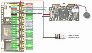 6 Wire Usb Wiring Diagram For Cam