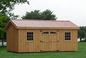 Cabanon En Bois : cabanon bois ~ Premium-room.com Idées de Décoration