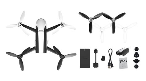 parrot pf bebop  drone central cross accessory