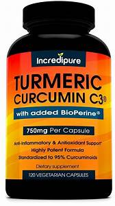 What Are The Best Turmeric  U0026 Curcumin Supplements In 2017