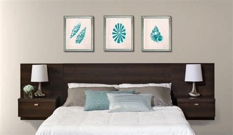 Headboard With Built In Nightstands by Headboard With Nightstands Attached
