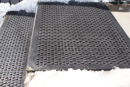 snow melting mats snow melting mats archives mor electric heating s