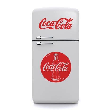 cuisine coca cola sticker bouteille coca cola décoration cuisine vintage