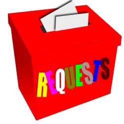 Request Box Clip Art