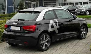 Audi A1 Ambition : datei audi a1 1 4 tfsi ambition rear 1 ~ Medecine-chirurgie-esthetiques.com Avis de Voitures