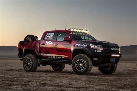 Modifikasi Chevrolet Colorado by Chevrolet Colorado Zr2 To Compete In The Vegas To Reno