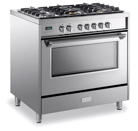 dual fuel designer series verona appliances