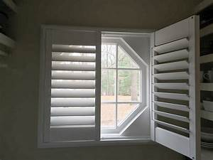 New Graber Composite Shutters installed off Madison Street