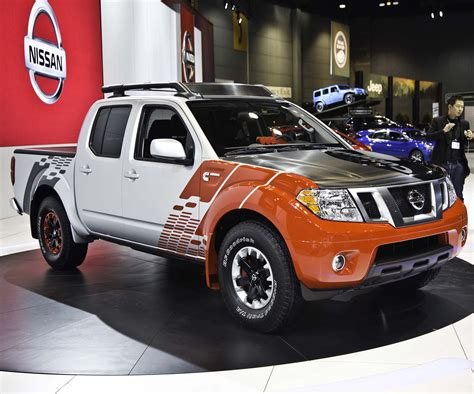 frontier nissan 2017 more rumors about total redesign of nissan frontier in 2017