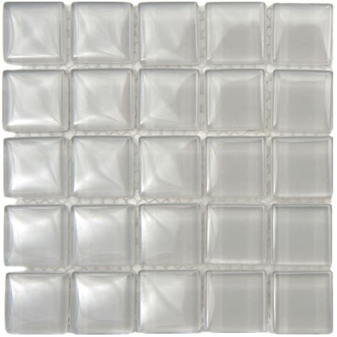 Smoke Glass Mosaic Tile  Subway Tile Outlet