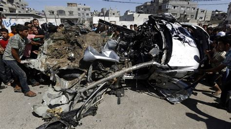 'don't Test Us,' Israel Warns, After Air Strike Kills 2 Gaza Terrorists  The Times Of Israel