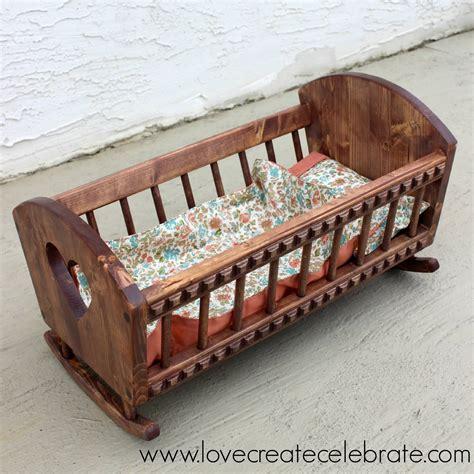 baby dolls crib love create celebrate