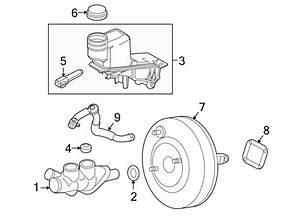 Mercury Milan Brake Master Cylinder Reservoir Cap  Filler