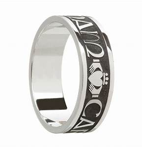 mo anam cara my soul mate claddagh wedding ring ms wed184 o With anam cara wedding rings